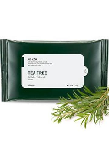 APIEU - Nonco Tea Tree Toner Tissue 20 sheets