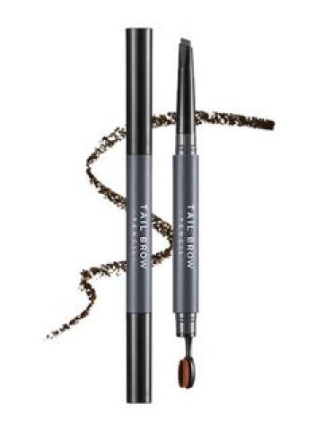 APIEU - Tail Brow Pencil #Dark Brown 0.3g