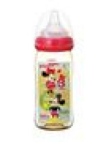 Baby Bottle Mickey 3 Months 1 pc