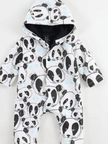 Baby Hooded One-Piece