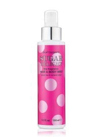 DUFT & DOFT - Fine Fragrance Hair & Body Mist - 9 Types Sugar Delight