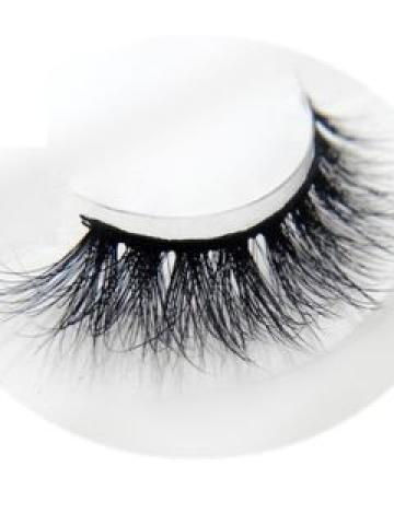 False Eyelashes (11-12 mm)  - One Size