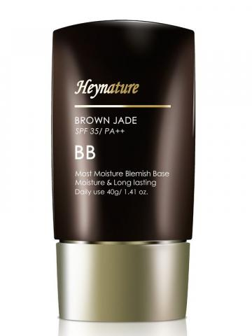 Heynature - Most Moisture Blemish Base SPF 35 PA++ Brown Jade 40g