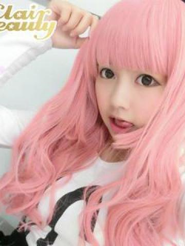 Long Party Costume Wig - Wavy