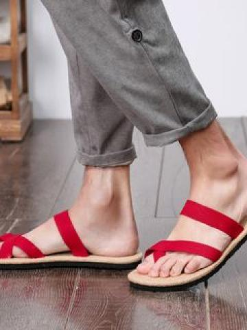 Loop Toe Sandals