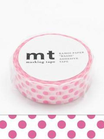 mt Masking Tape : mt 1P Dot Pink