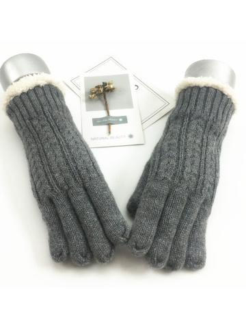 Outdoors Soft Thick Gloves