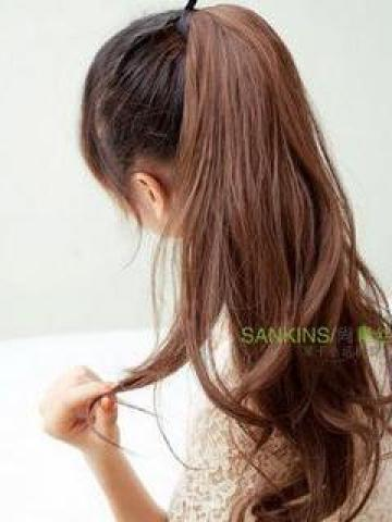Ponytail Extension - Wavy