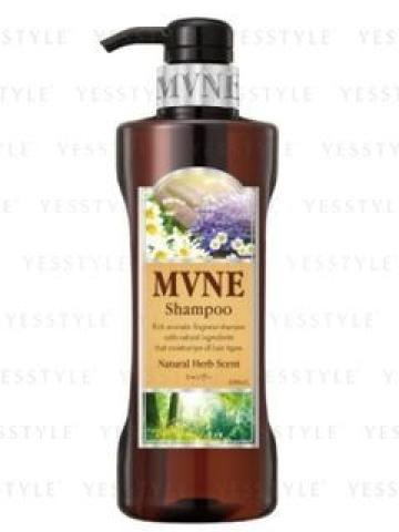 SPR - Mvne Natural Herb Series Shampoo 600ml