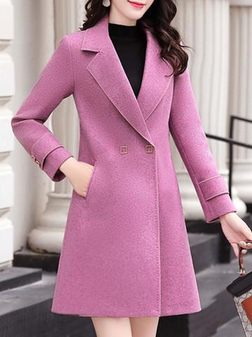 Women Slim Coat